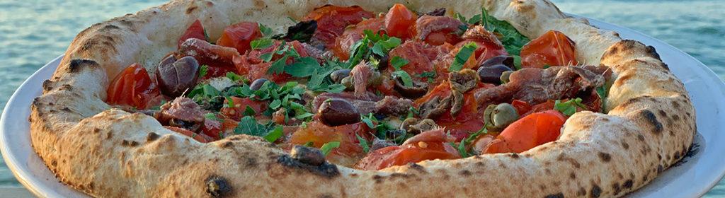Farina per la vera pizza napoletana