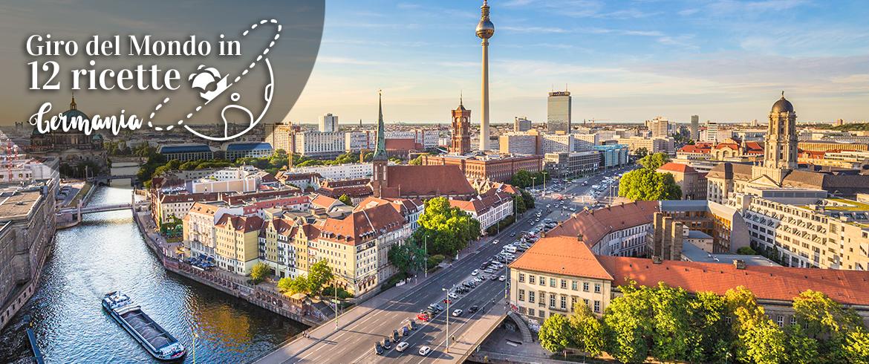 Giro del mondo in 12 ricette: Germania - Molino Colombo