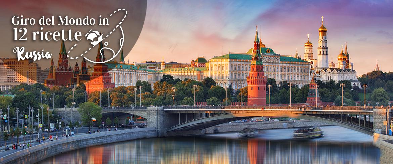 Giro del mondo in 12 ricette: Russia - Molino Colombo
