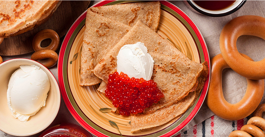 RUSSIA – Blinis