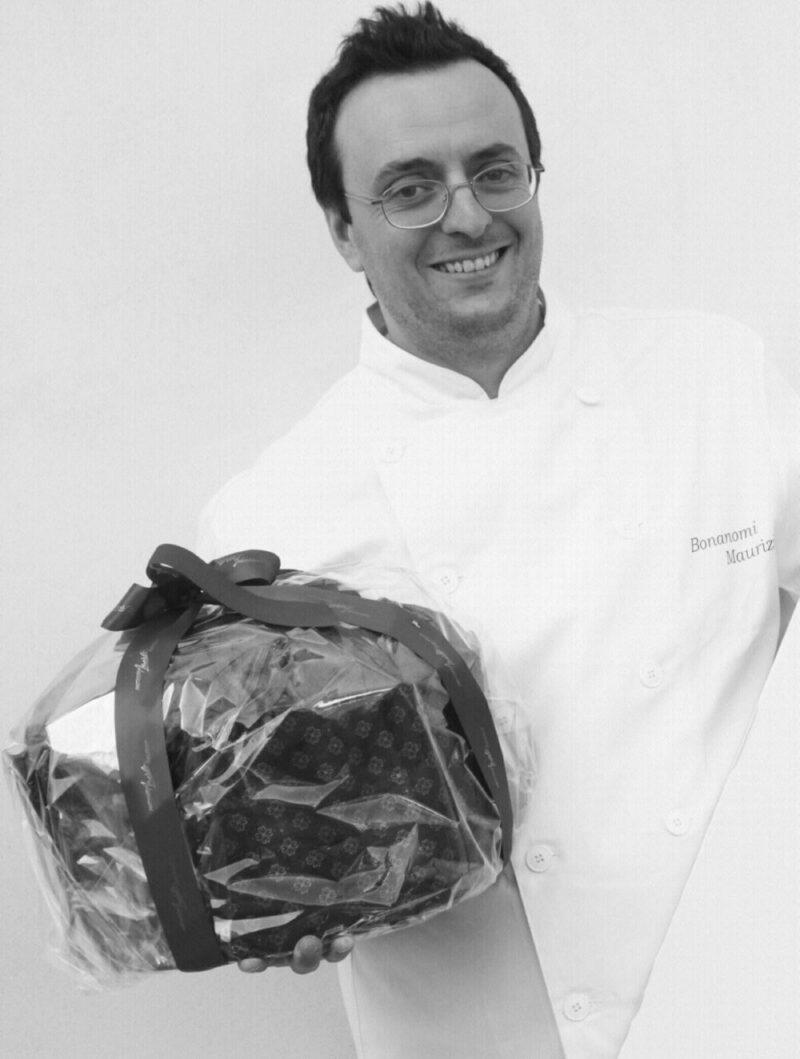 Maurizio Bonanomi farina per panettone