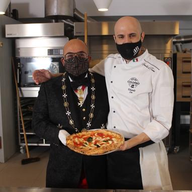 eduardo ora pizza napoletana