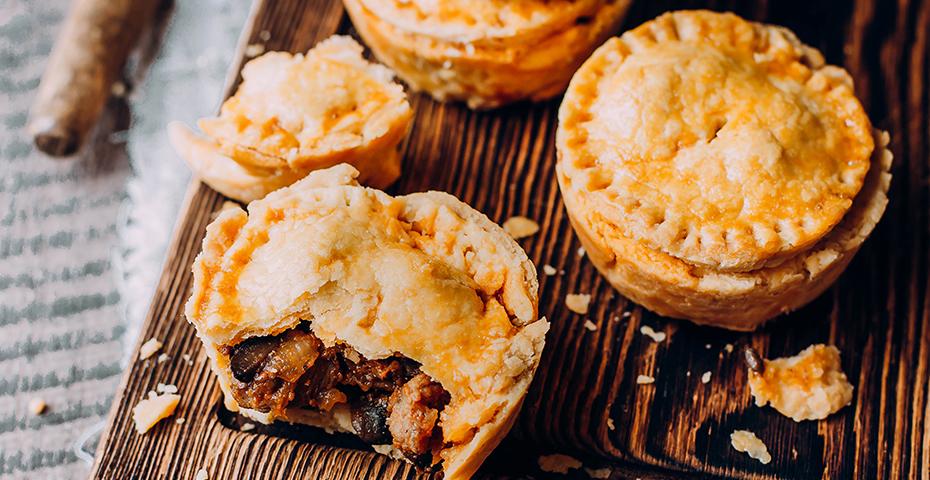 Australia – Aussie Meat Pie