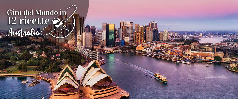 Il giro del mondo in 12 ricette: Australia