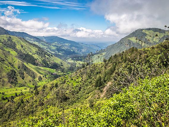 Colombia – Pan de chicharron